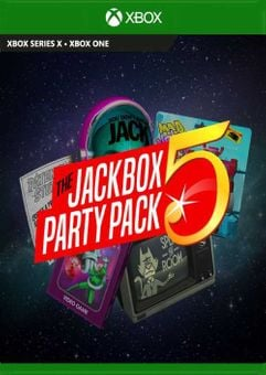 The Jackbox Party Pack 5 Xbox One (UK)