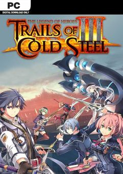 The Legend of Heroes: Trails of Cold Steel III PC