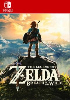 The Legend of Zelda: Breath of the Wild Switch (US)