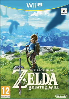 The Legend of Zelda Breath of the Wild Wii U - Game Code