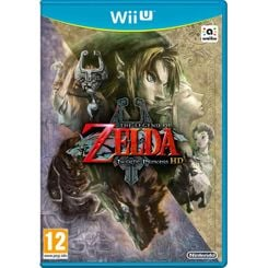 The Legend of Zelda: Twilight Princess HD Wii U - Game Code