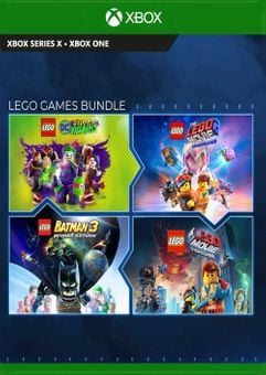 The LEGO Games Bundle Xbox One (US)