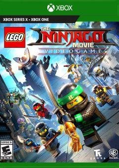 The LEGO Ninjago Movie Video Game Xbox One (US)