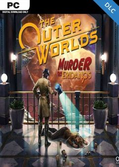 The Outer Worlds: Murder on Eridanos PC - DLC EU (Epic)