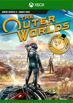 The Outer Worlds Expansion Pass Xbox One (UK)
