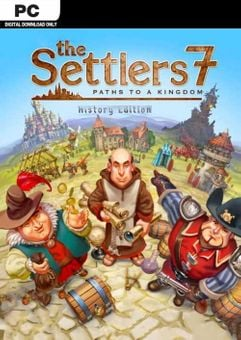 The Settlers 7: History Edition PC