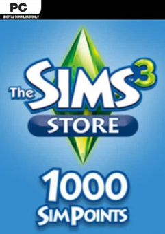 The Sims 3 - 1000 SimPoints PC