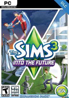 The Sims 3 - Into the Future PC - DLC (EU)