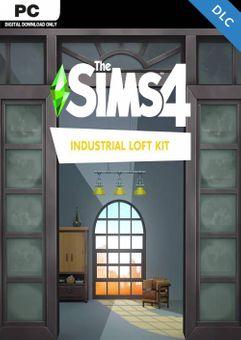 The Sims 4 - Industrial Loft Kit PC - DLC