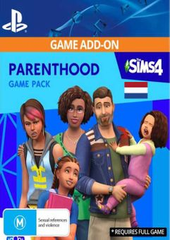 The Sims 4 - Parenthood Expansion Pack PS4 (Netherlands)