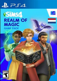 The Sims 4 - Realm of Magic Expansion Pack PS4 (Netherlands)