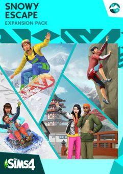 The Sims 4 - Snowy Escape PC