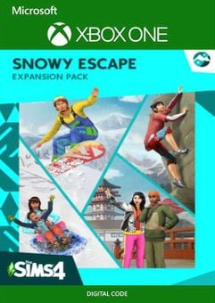 The Sims 4 - Snowy Escape Expansion Pack Xbox One (US)