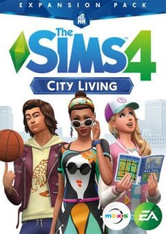 The Sims™ 4 Vita in Città
