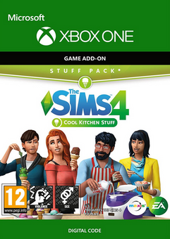 The Sims 4 - Cool Kitchen Stuff Xbox One (UK)