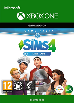 The Sims 4 - Dine Out Game Pack Xbox One