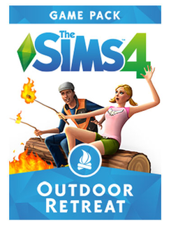 The Sims 4 - Outdoor Retreat PC