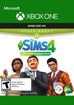 The Sims 4 - Vintage Glamour Stuff Xbox One