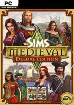 The Sims Medieval Deluxe Pack PC
