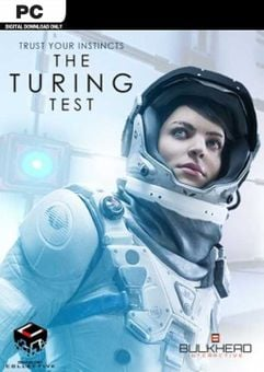 THE TURING TEST COLLECTOR'S EDITION PC