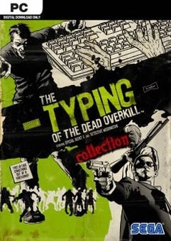 The Typing of the Dead: Overkill Collection PC