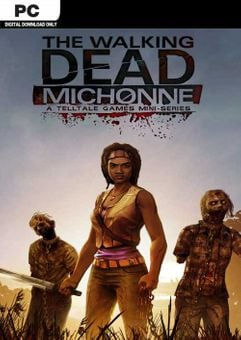 The Walking Dead: Michonne - A Telltale Miniseries PC