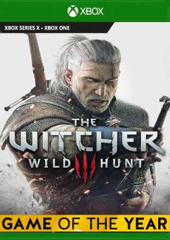 The Witcher 3: Wild Hunt – Game of the Year Edition Xbox One (EU)