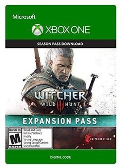 The Witcher 3: Wild Hunt Expansion Pass - Xbox One Digital Code