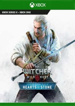 The Witcher 3 Wild Hunt – Hearts of Stone Xbox One (UK)