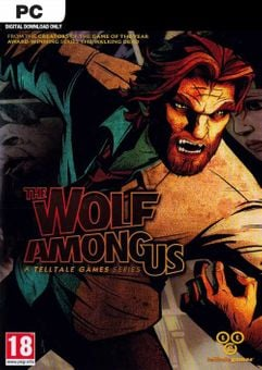 The Wolf Among Us PC (EN)