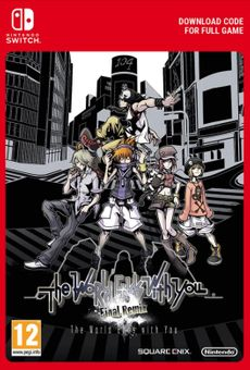 The World Ends With You: Final Remix! Switch