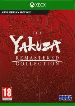 The Yakuza Remastered Collection Xbox One (UK)