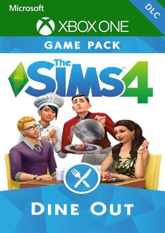 The Sims 4 - Dine out Xbox One (UK)