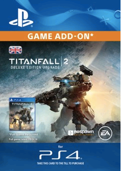Titanfall 2 Deluxe Edition ADD-ON PS4