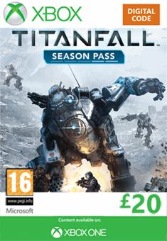 Titanfall Season Pass - Xbox Live (Xbox One/360)