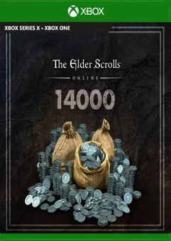 The Elder Scrolls Online 14000 Crowns Xbox One (UK)