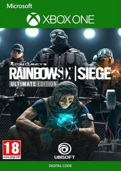 Tom Clancy's Rainbow Six Siege - Ultimate Edition Xbox One (UK)