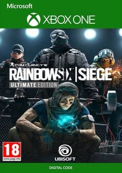 Tom Clancy's Rainbow Six Siege Year 5 Ultimate Edition Xbox One