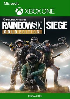 Tom Clancy's Rainbow Six Siege - Gold Edition Xbox One (WW)