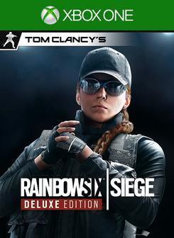 Tom Clancy's Rainbow Six Siege - Deluxe Edition Xbox One (US)