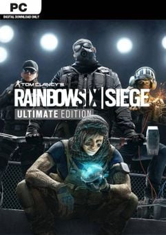 Tom Clancy's Rainbow Six Siege - Ultimate Edition PC