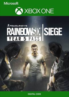 Tom Clancy's Rainbow Six Siege - Year 5 Pass Xbox One