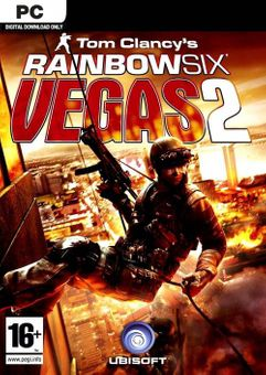 Tom Clancy's Rainbow Six Vegas 2 PC (EU)