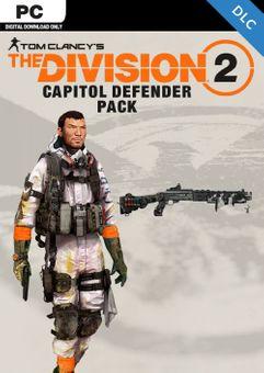 Tom Clancys The Division 2 PC - Capitol Defender Pack DLC