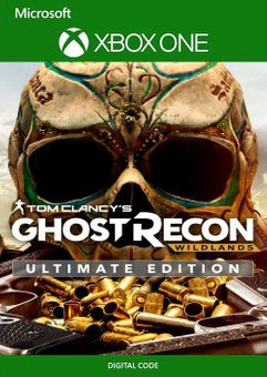 Tom Clancy's Ghost Recon Wildlands - Ultimate Edition Xbox One (UK)