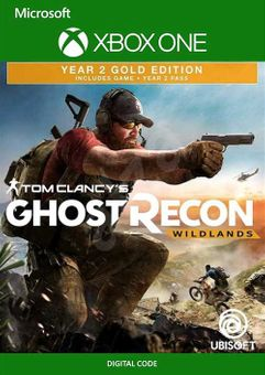 Tom Clancy's Ghost Recon Wildlands - Year 2 Gold Edition Xbox One (UK)