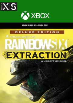 Tom Clancy's Rainbow Six: Extraction Deluxe Edition Xbox One (US)