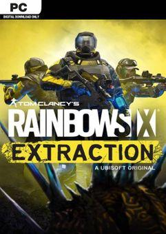 Tom Clancy's Rainbow Six Extraction PC