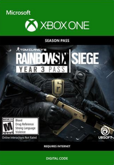 Tom Clancys Rainbow Six Siege: Year 3 Pass Xbox One