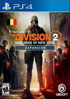 Tom Clancy's The Division 2 - Warlords of New York Expansion Pack PS4 (Belgium)